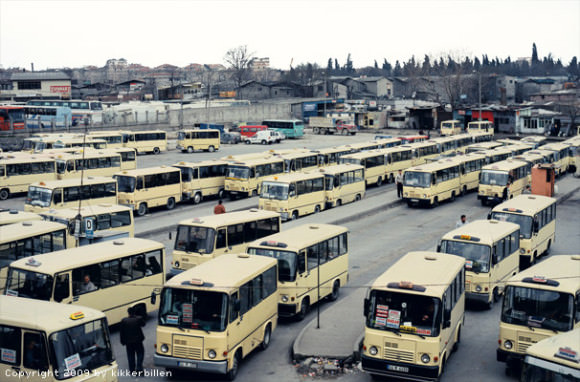 Minibus Istanbul Domus