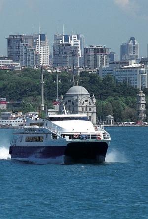 IDO Fähre in Istanbul