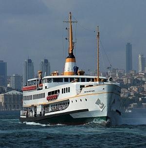 Fähre in Istanbul