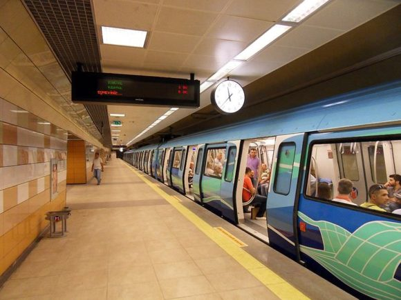 M4 Istanbul Metro
