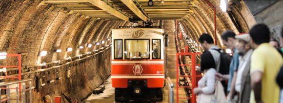 Standseilbahn Tünel Istanbul