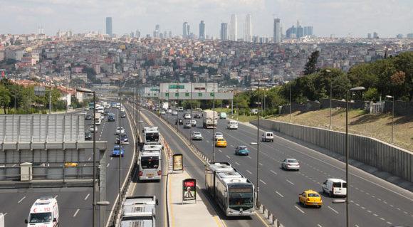 BRT Istanbul Metrobus