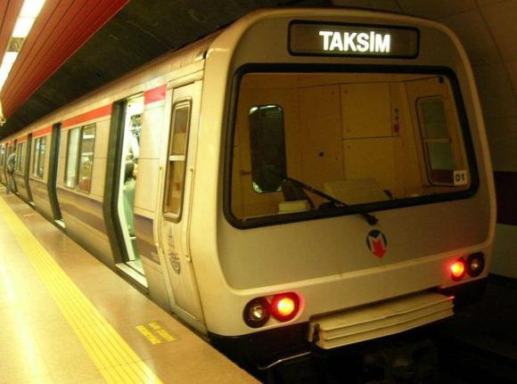 M2 Metro Istanbul