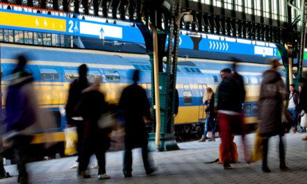 Fahrgastinformation par excellence: Der digitale Wagenstandsanzeiger