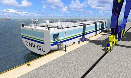 ReVolt: autonom und elektrisch – Die Revolution für das short sea shipping?