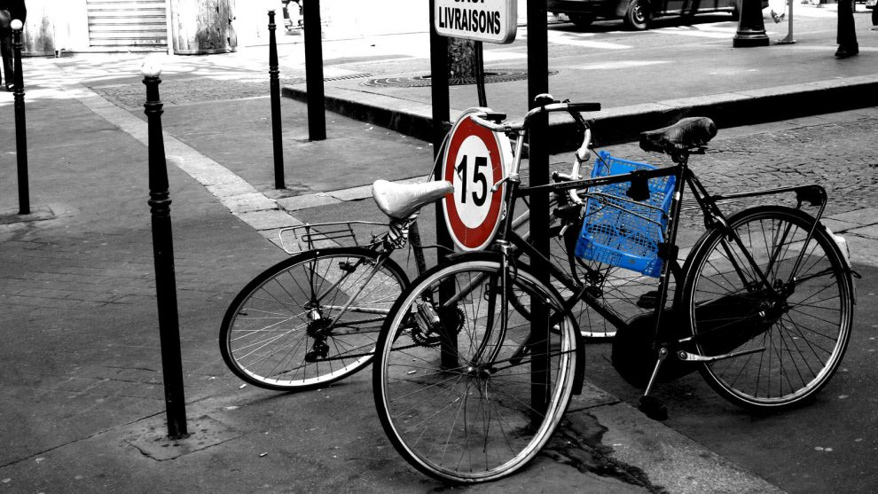 Radverkehr in Paris