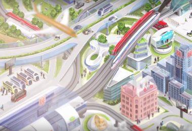 Strategie der Deutschen Bahn auf dem Weg zur Mobilität 4.0