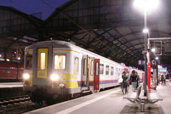 SNCB Trotinett Aachen RE 29