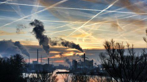Abwärme Abgas Stromerzeugung Industrie Verkehr Energieerzeugung Wärmeerzeugung Schiersteiner Brücke