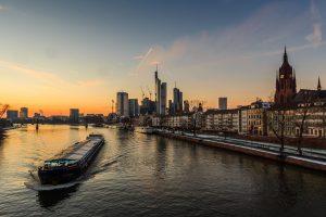 FMC Frankfurt 2016 Future Mobility Camp Frankfurt Skyline