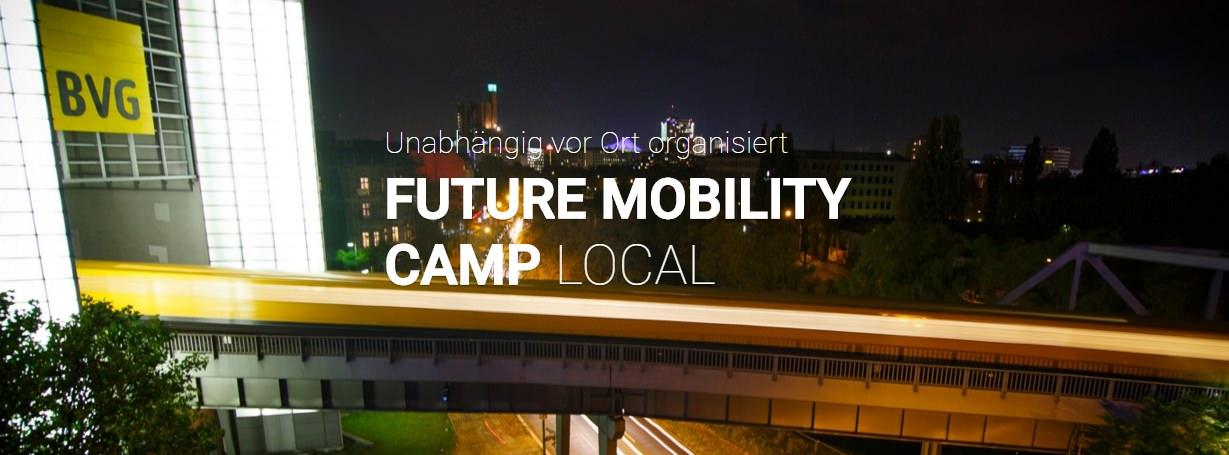 FMC local Zukunft Mobilität Future Mobility Camp