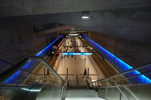 Metro Bochum U-Bahn Stadtbahn VRR Nordrhein-Westfalen Ruhrgebiet
