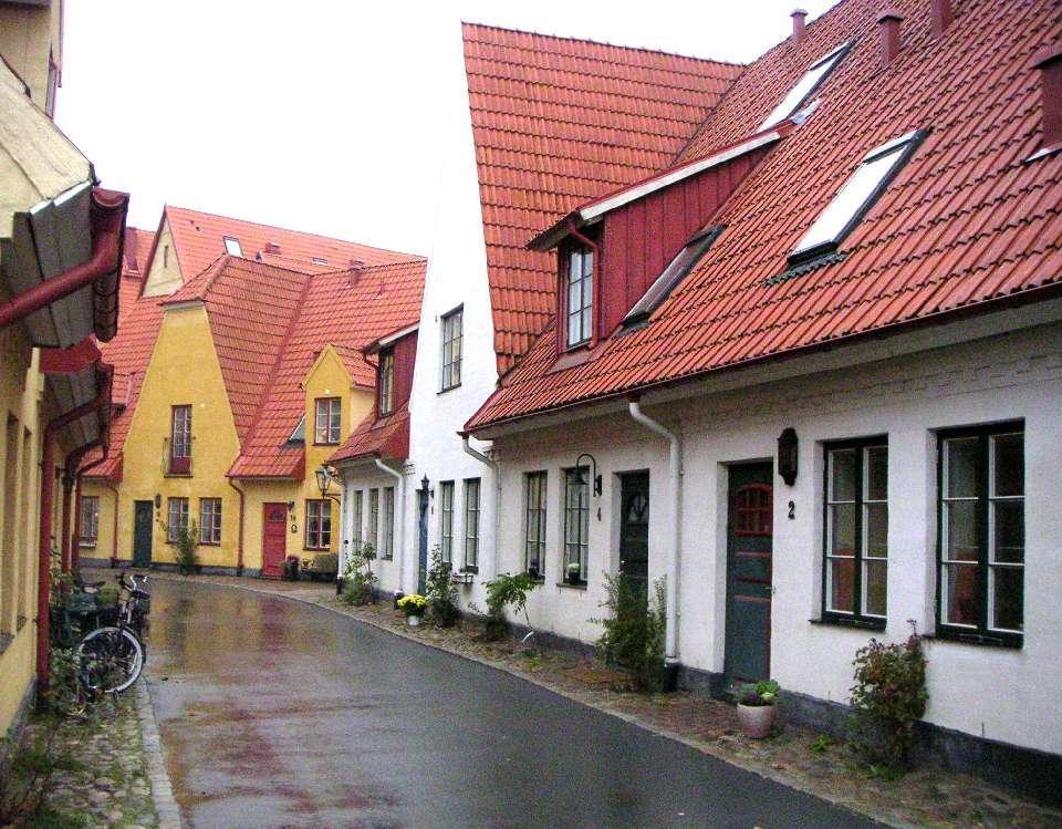 Jakriborg New Urbanism Schweden beispiel Europa