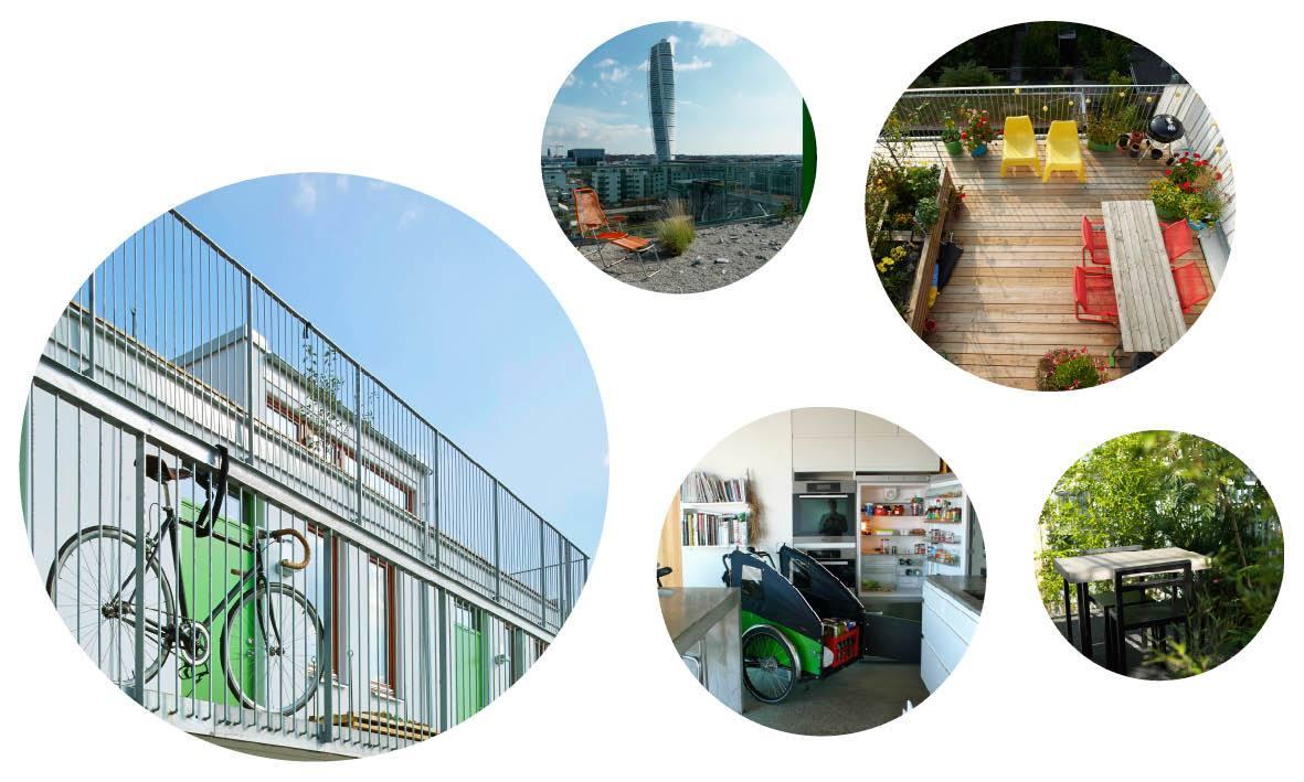 malmö fahrradhaus autofreies wohnprojekt