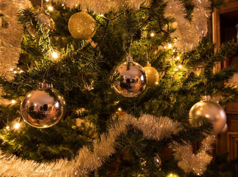 Weihnachtsbaum Weihnachtsschmuck Weihnachtskugel
