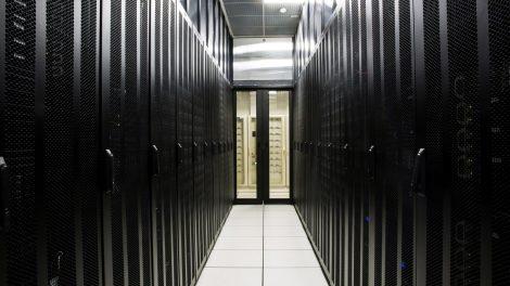 Serverracks Rechenzentrum Hardware Server Webhosting Zukunft Mobilität