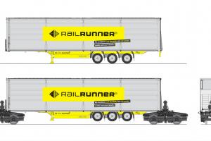 RaiLRunner Europa Deutschland Umschlagtechnik