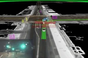 Radverkehr automatisiertes Fahren Waymo