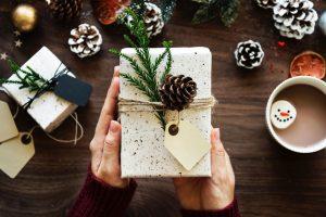 Weihnachten Foto gemeinfrei Geschenk