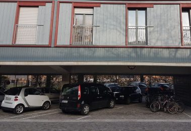 Dantebad München Überbauung Parkplatz bezahlbarer Wohnraum