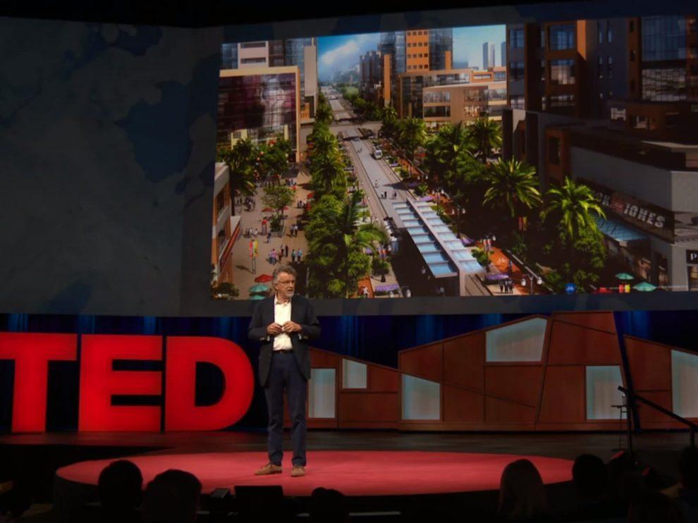 Peter Calthorpe TED Talk