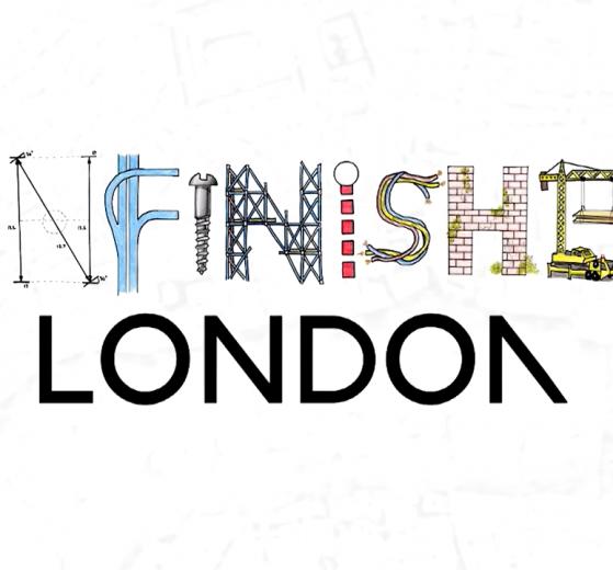 Unfinished London Header