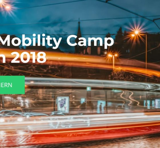FMC Dresden 2018 Future Mobility Camp