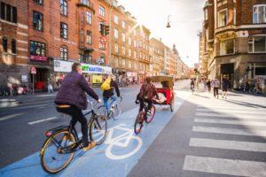Radverkehr in Kopenhagen