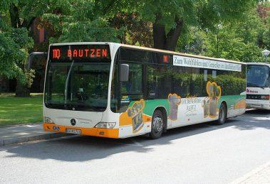 Regionalbus in Ostsachsen Bautzen
