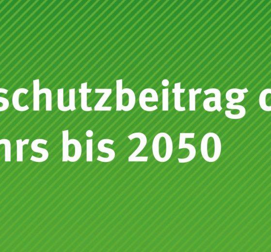 Klimaschutz im Verkehr 2050 UBA